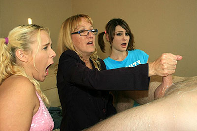 Mrs. Johnson and Step-Daughters Porn - FinishHim